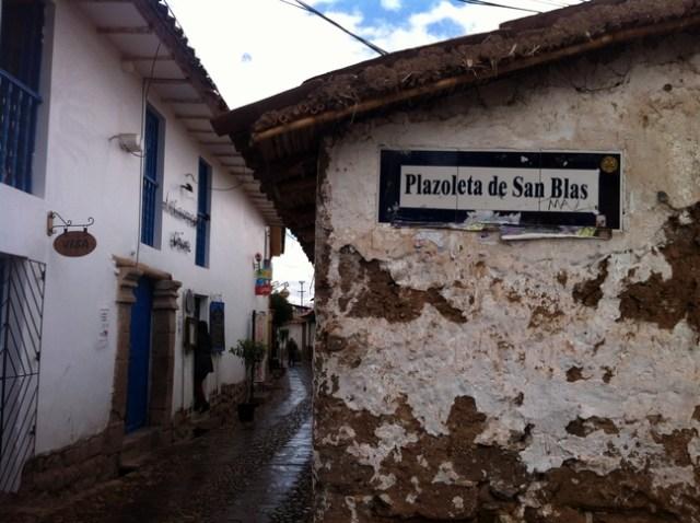 San Blas, Cusco, Peru