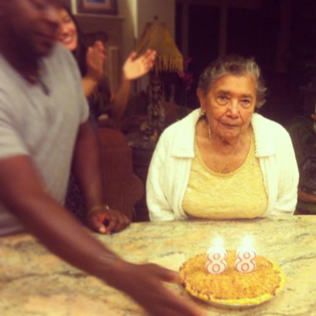 Nana's 88th Birthday