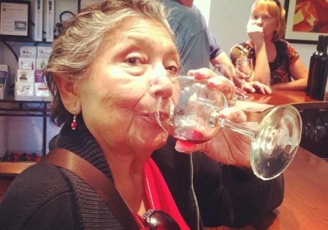 Wine Tasting in Apple Hill