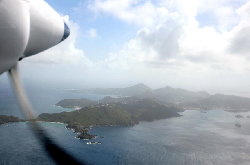 Island hopping Anguilla
