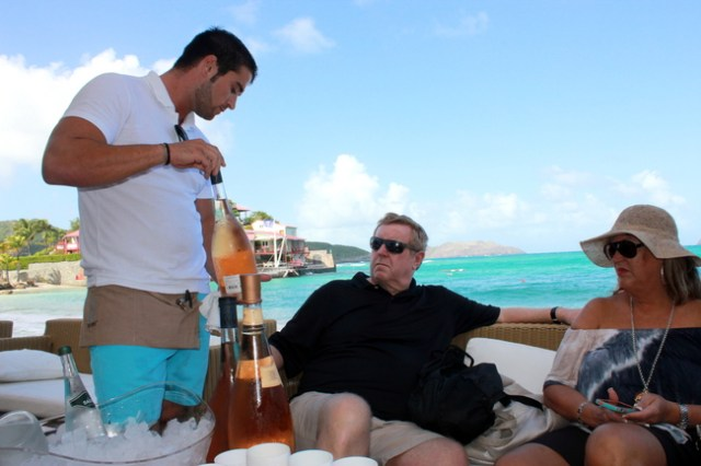 Private Charter to St. Barths