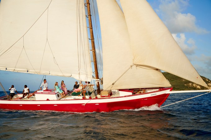 Tradition Sailing, Anguilla