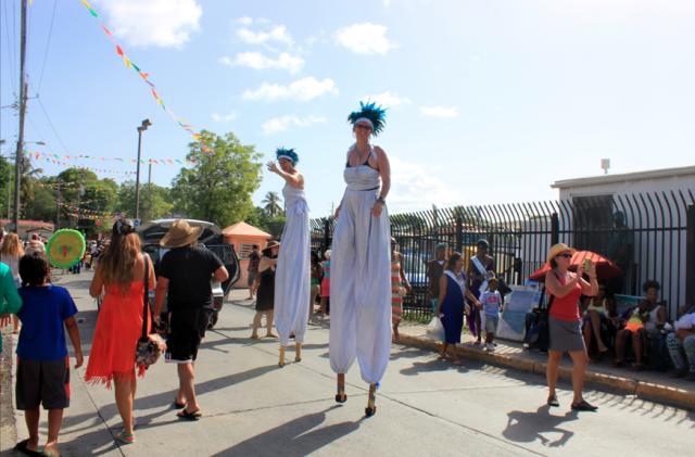 Carnival, St. John, USVI