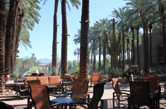 Hyatt Scottsdale, AZ