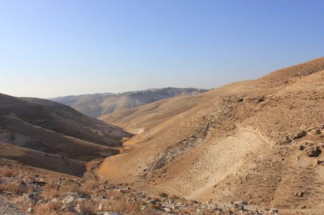 Judean Desert, West Bank
