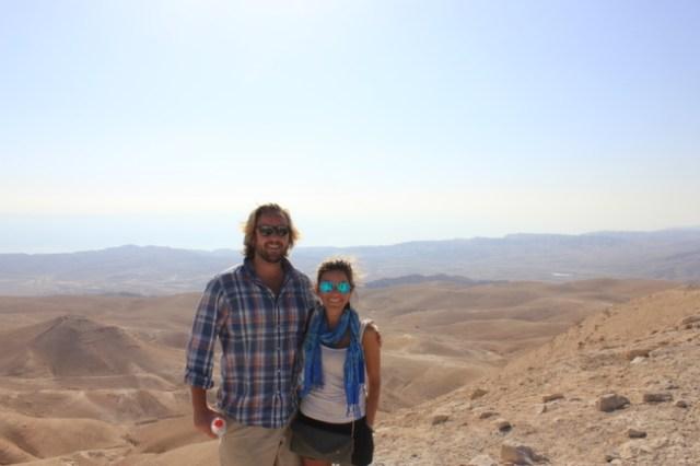 Mt. Azazel, Judean Desert, West Bank