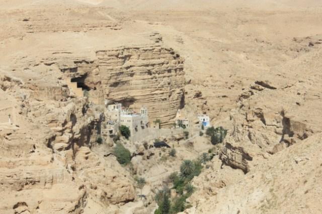 St. George's Monastery, Wadi Qelt, West Bank