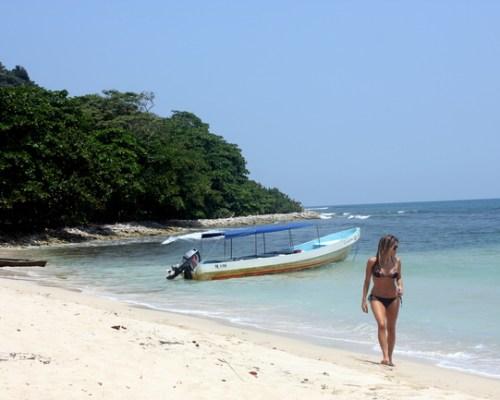 Punta Sal, Honduras with Garifuna Tours