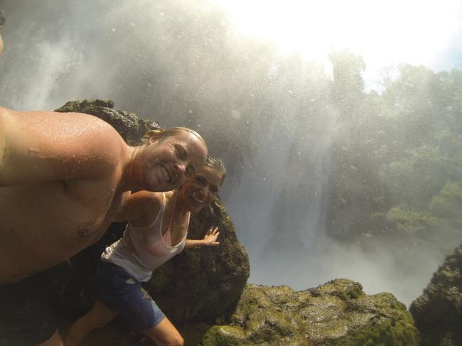Pulhapanzak Falls, Honduras