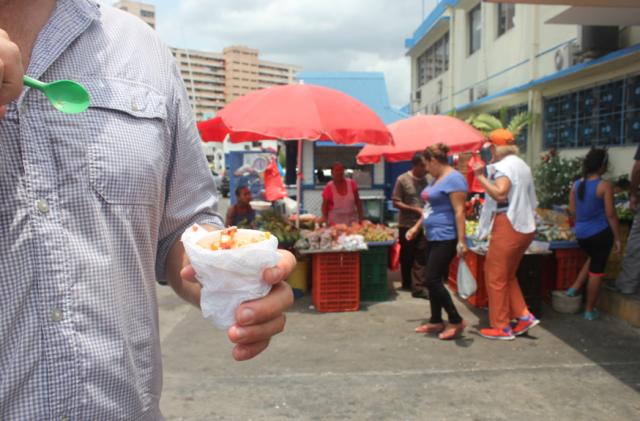 Mercado de Pescado, Panama City