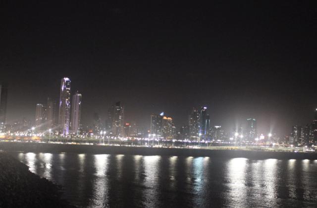 CBP, Panama City