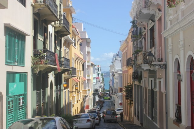 San Juan, Puerto Rico for beginners