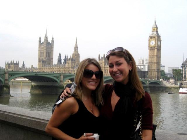 London, Bucket List Trips, In favor of the Gap Year
