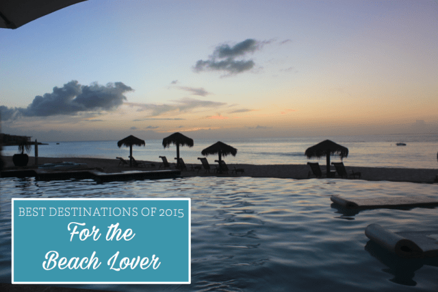 Best Destinations for the Beach Lover
