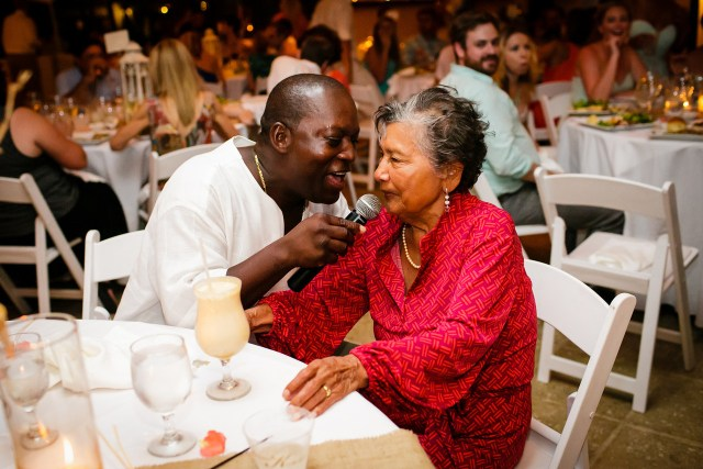 Boss, Anguilla Destination Wedding
