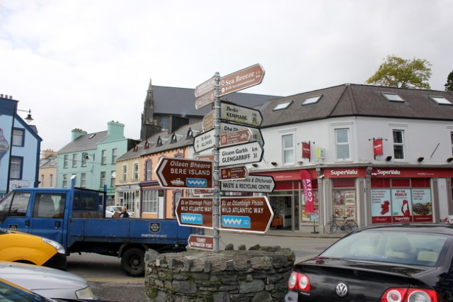 Castletownbere, Ring of Beara, Ireland