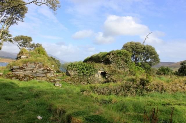 Dunboy Castle, Ring of Beara, Ireland