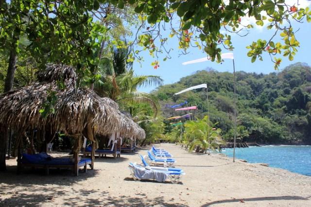Playa Caletas at Villa Caletas, Costa Rica