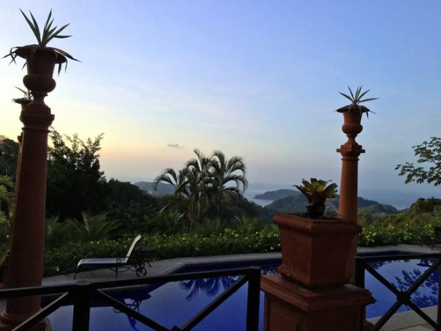 Villa Caletas, Jaco, Costa Rica
