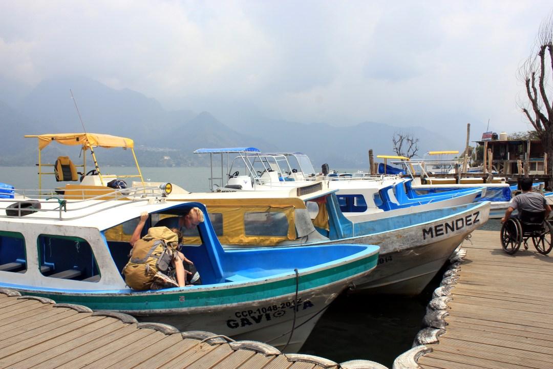 Exploring Lake Atitlan by Boat   The Wanderlust Effect Travel Blog