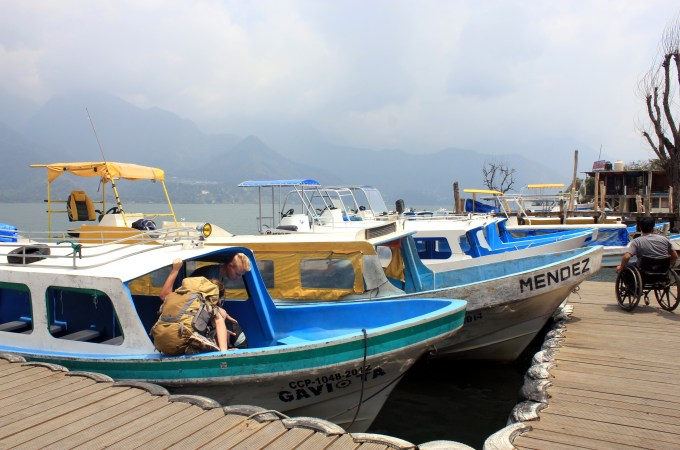 Exploring Lake Atitlan by Boat | The Wanderlust Effect Travel Blog