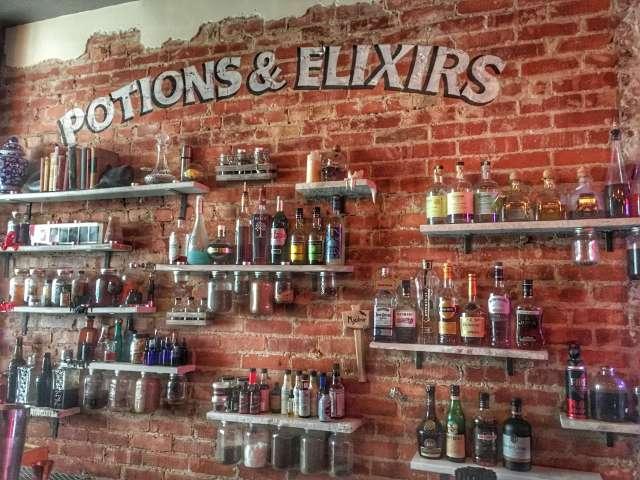 Lockhart Bar, Toronto Food + Bar Scene | The Wanderlust Effect Blog