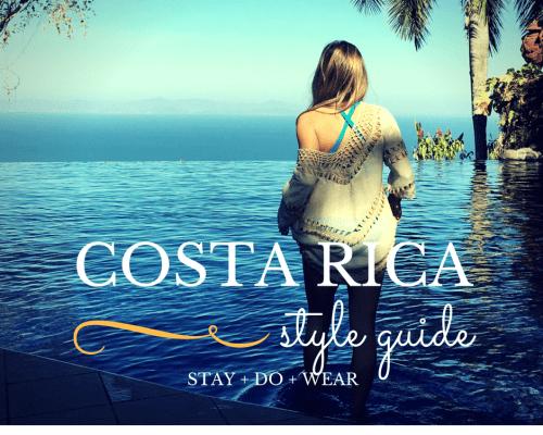 Style Guide - Costa Rica