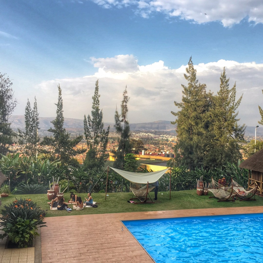 Hotel Mille Collines, Kigali