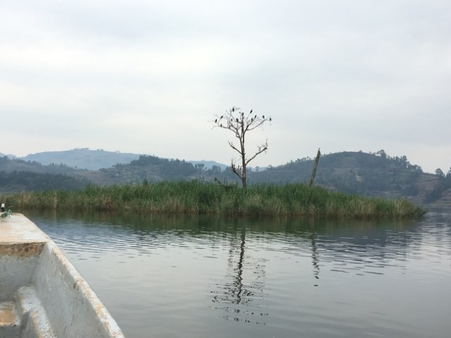 Punishment Island, Lake Bunyonyi, Uganda