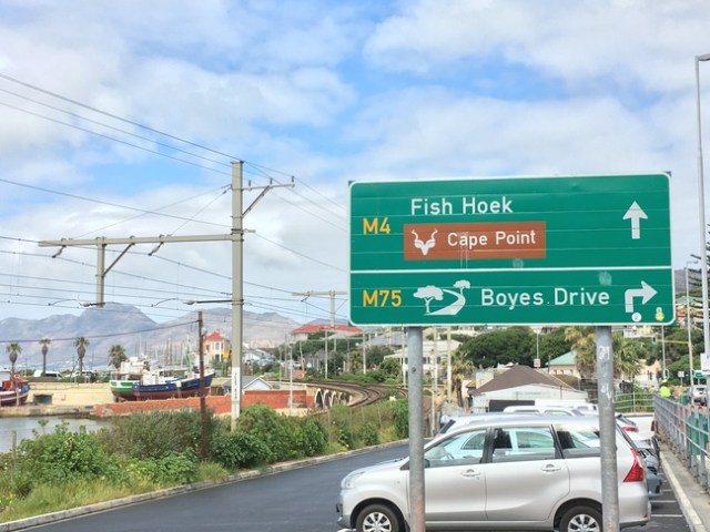 Drive to Cape of Good Hope