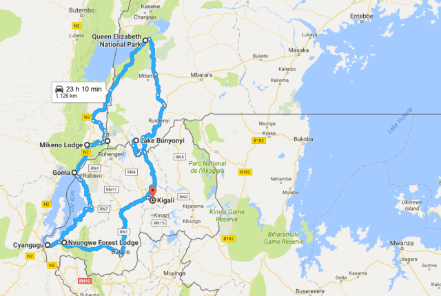 One Month in Africa: Itinerary + Planning Tips