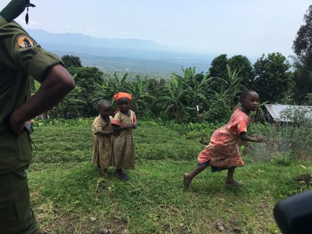Visiting the Democratic Republic of Congo