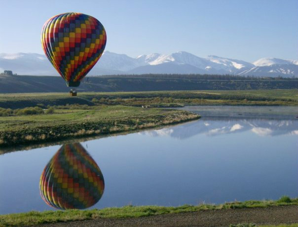 Hot Air Balloon, Breckenridge