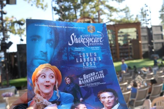 Lake Tahoe Shakespeare Festival