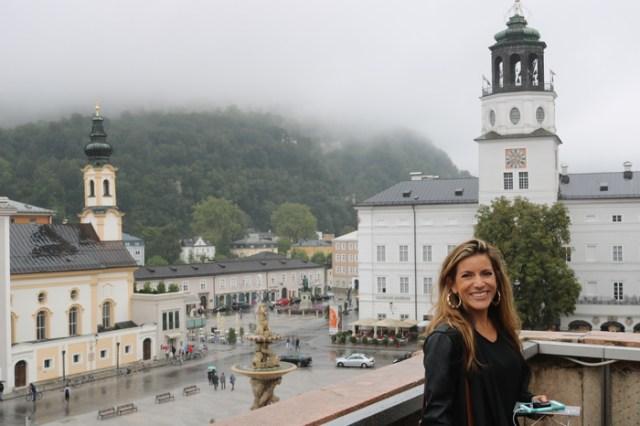 Using the Salzburg Card, Dom Quartier