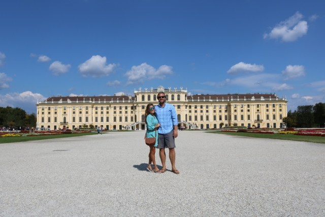 Shonbrunn Palace, 5 Things to Do in Vienna