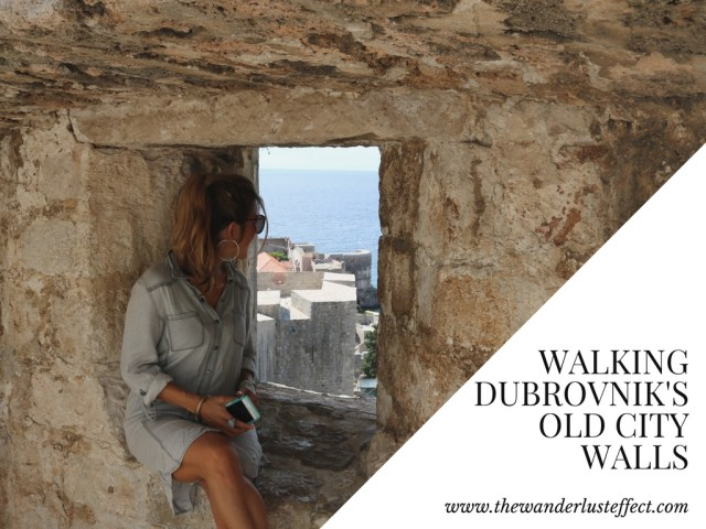 Dubrovnik's Old City Walls