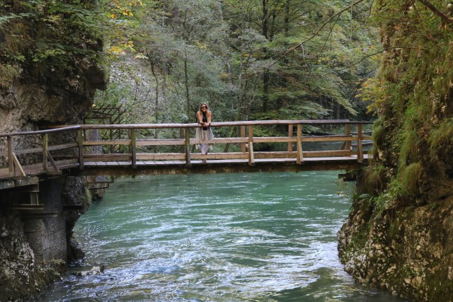 Vintgar Gorge, 5 Things to do at Lake Bled - The Wanderlust Effect