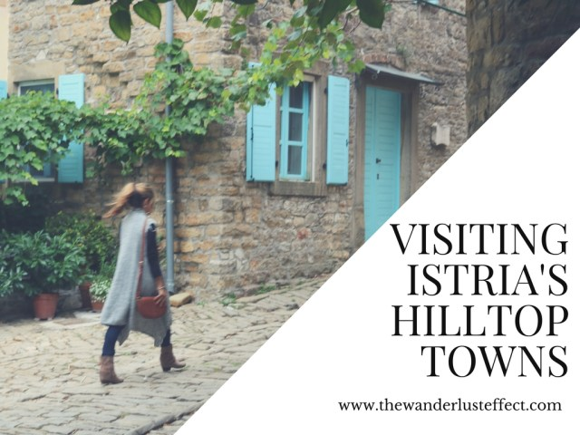 Exploring Istria's Hilltop Towns