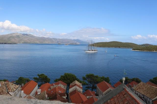 Views from Korcula Island, Croatia