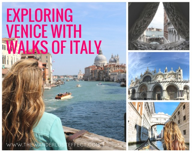 Exploring Venice with Walks of Italy