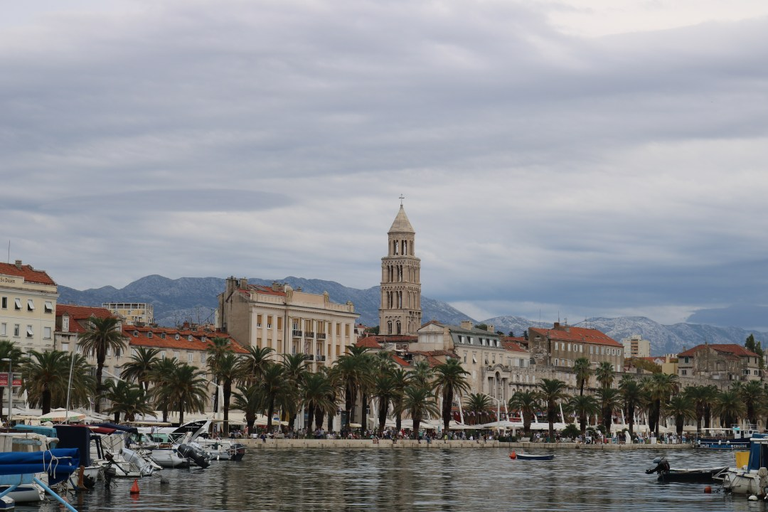 two days in split