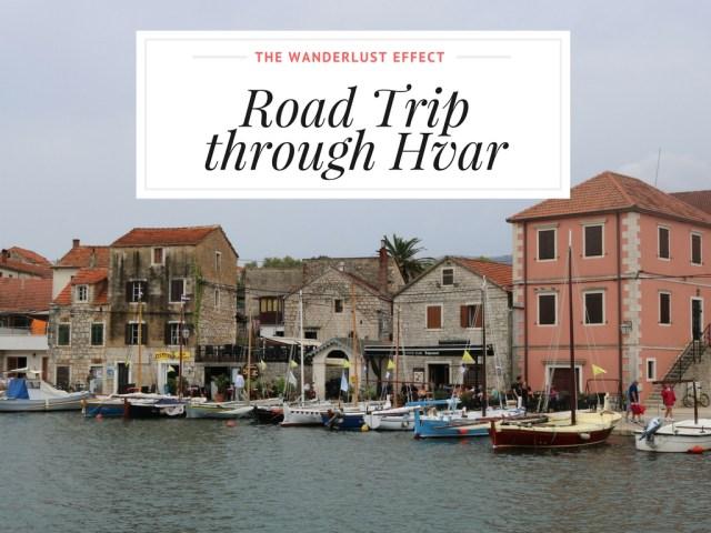 CROATIA: Explore Hvar by Car
