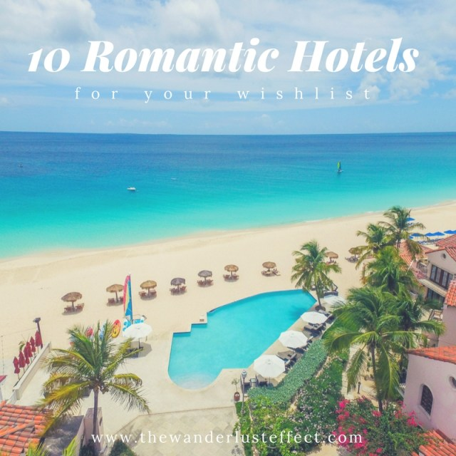 Frangipani Beach Resort: 10 Romantic Hotels to Put on Your Wish List