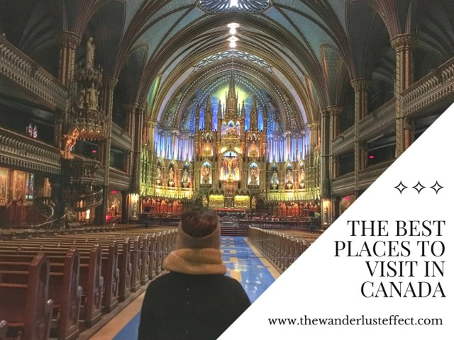 MONTREAL ✧ Best Places to Visit in Canada