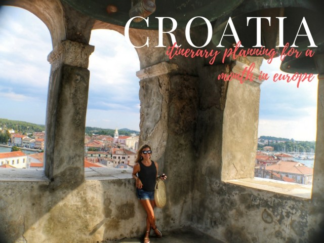 ITINERARY INSPIRATION ✧ One Month in Central Europe