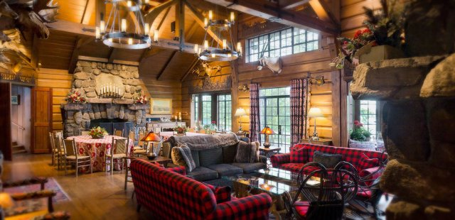 Twin Farms Resort ✧ Boutique All-Inclusives for Your Wishlist