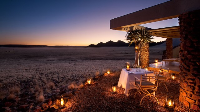 &Beyond Sossusvlei Desert Camp ✧ Boutique All-Inclusives for Your Wishlist