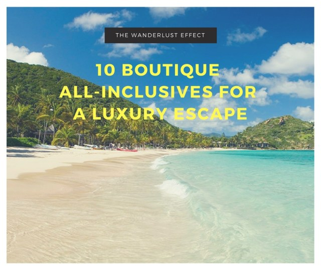 Peter Island ✧ Boutique All-Inclusives for Your Wishlist