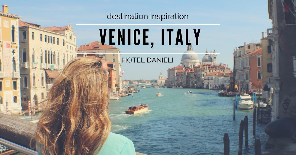 HOTEL INSIDER: A Stay at Hotel Danieli